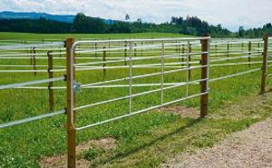 Заборы - Загоны - Удержание скота