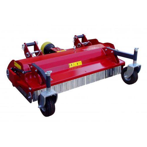 дробилка с горизонтальной осью для трактора / с откидными бортами / с приводным валом / для трактора