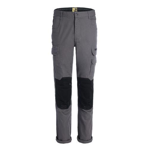 рабочий брюки / из хлопчатобумажной ткани