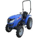 узкий трактор / гидростатический / компактный / с ROPS