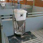 система питания для свиней / для трубы / программируемая / сухой корм