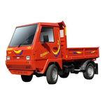 вседорожный самосвал 2 места / дизельный / опрокидывающийся кузов / с кабиной