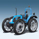 трактор с механической трансмиссией / широкий / с ROPS