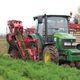 уборочная машина для моркови / для установки на трактор / однорядная