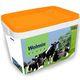 лизунец для крупного рогатого скота / с микроэлементами / с витаминами / с протеинами
