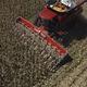 головка для сбора урожая для кукурузы / жесткая