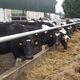 кормовая решетка для коров / с трубчатой структурой