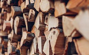 Топливная древесина - Обработка