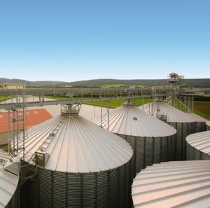 зернохранилище для злаковых