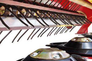 сенная плющилка для трактора