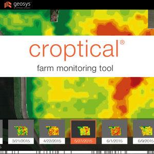 программное обеспечение для точного земледелия / для контроля / для анализа / для картографии