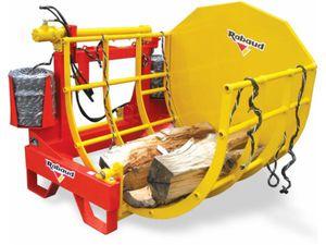 машина для упаковки для установки на трактор