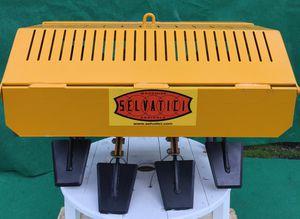 лопаточная почвообрабатывающая машина с приводным валом