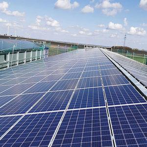 хлев на солнечной энергии