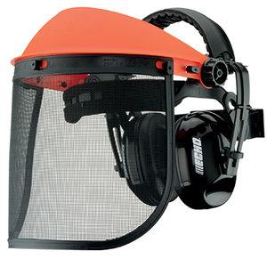 защитная маска с защитой ушей
