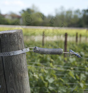 натяжное устройство на пружине