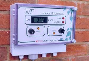 контроллер CO2 с цифровым индикатором