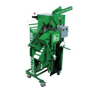 машина для разделения на дольки для кукурузы