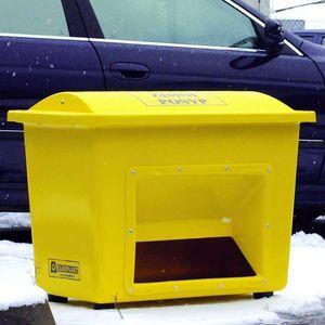 ящик для хранения для минеральных материалов
