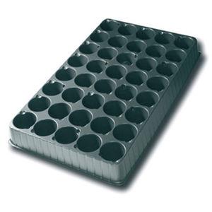 поднос с ячейками из пластика