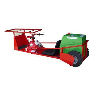 самоходный распылитель / для растениеводства / электрический
