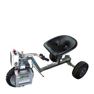 электрический минитрактор для обрезки