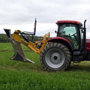 дренажная машина для трактора