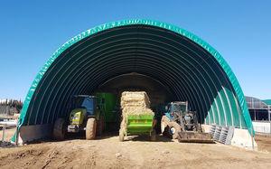 складское помещение для сена