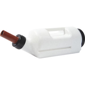 бутылочка с соской для телят