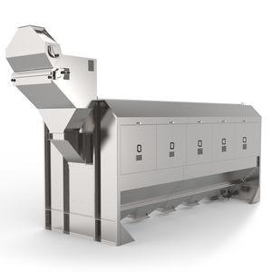 машина предварительной очистки для злаковых