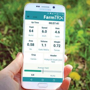 мобильное приложение для сбора урожая