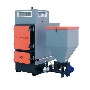 генератор горячего воздуха на биомассе