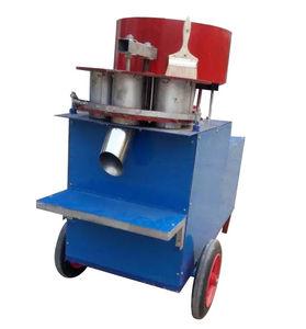 машина для наполнения цветочных горшков с ручным управлением