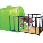 будка для разведения скота / для телят / индивидуальная / из пластика