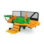 электрический дровокол / с приводным валом / для установки на трактор / стационарный