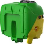 резервуар для пестицидов / для трактора / из полиэтилена