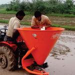 разбрасыватель удобрений для трактора