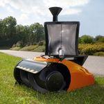 роботизированный пододвигатель кормов