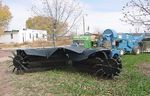 подметальная машина для установки на трактор / для дорог / для орехов / передний крепеж