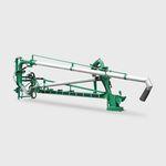 конвейер для навозной жижи / с насосом / наклонный / трубчатый