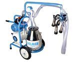 доильная установка для коров / для коз / с электродвигателем / с двигателем внутреннего сгорания