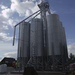 зернохранилище для питания животных / для питания животных / из стали / из гальванизированной стали