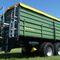 прицеп с кузовом / тандемный / сельскохозяйственный / 2 тонныFTD 180 / 5.0Fortuna Fahrzeugbau GmbH & Co. KG