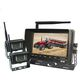 камера для ведения наблюдения / для трактора / герметичная / беспроводная