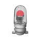 освещение для хлева / LED / красная / для крупного рогатого скота