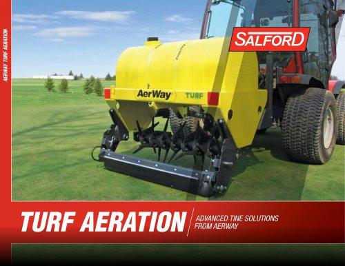 TURF AERATION