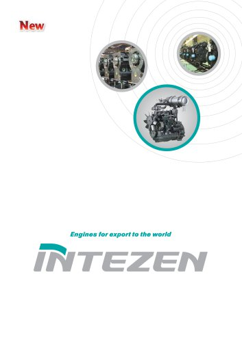 Engines for export to the world