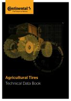 Agricultural Tires (Technical Databook)