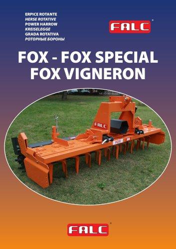 FOX - FOX SPECIAL - FOX VIGNERON