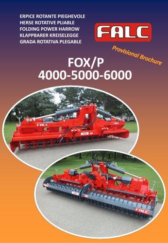 FOX/P 4000-5000-6000
